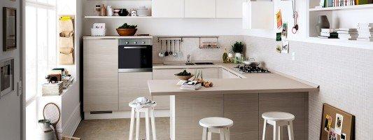 Cucine moderne arredamento cose di casa - Cucine di piccole dimensioni ...