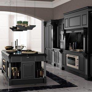 Cucine a tinte scure - Cose di Casa