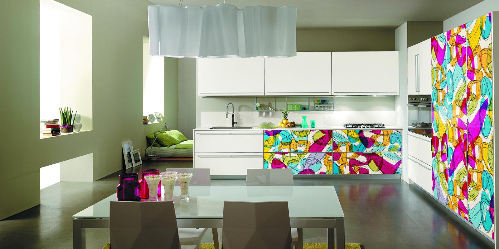 Nuove cucine 5 modi di essere decor cose di casa - Cucine con vetrate ...