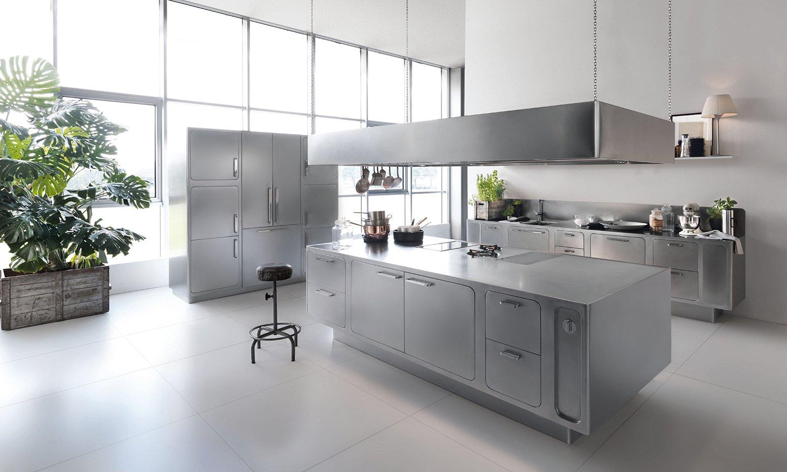 Cucine industrial style cose di casa for Planner per cucine