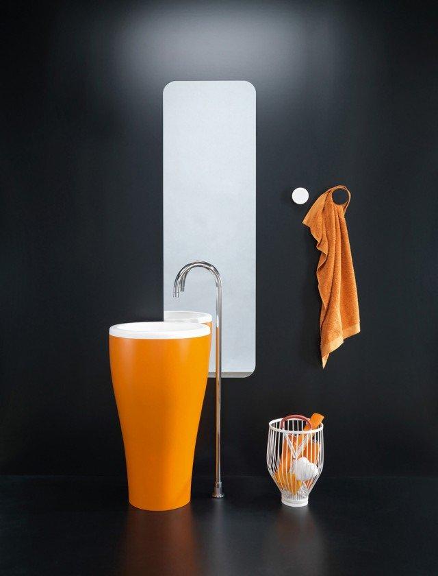 Regia Congas lavabo colonna