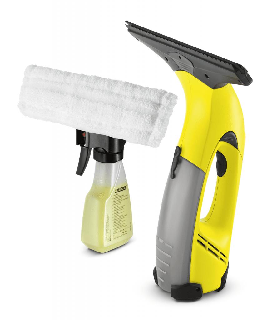 Lava E Asciuga Vetri Elettrico pulire i vetri con gli aspiragocce - cose di casa
