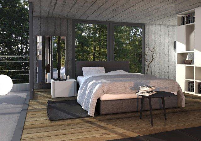 Arredare la camera da letto un progetto di interior for Riviste interior design