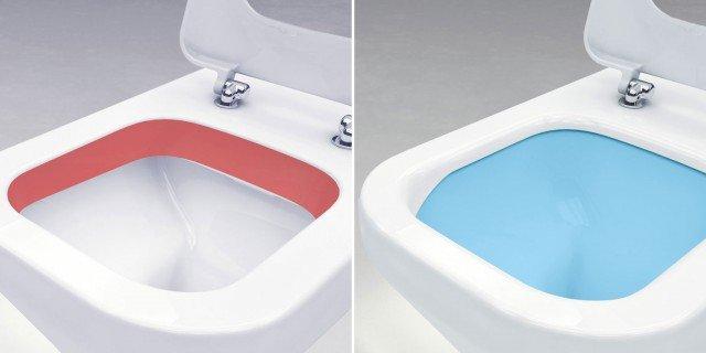 Water per il risparmio d'acqua e la massima igiene