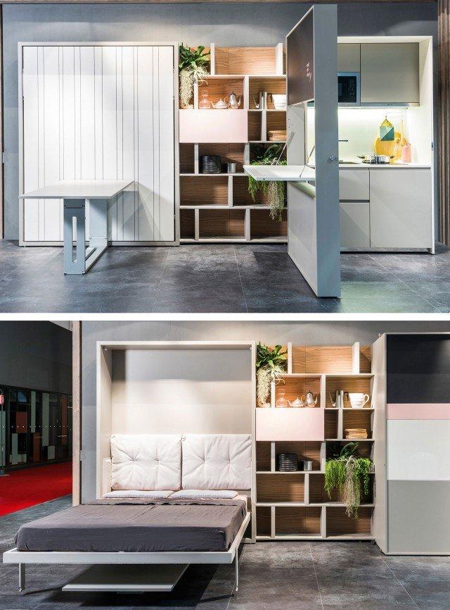 mobili salvaspazio trasformabili due in uno cose di casa