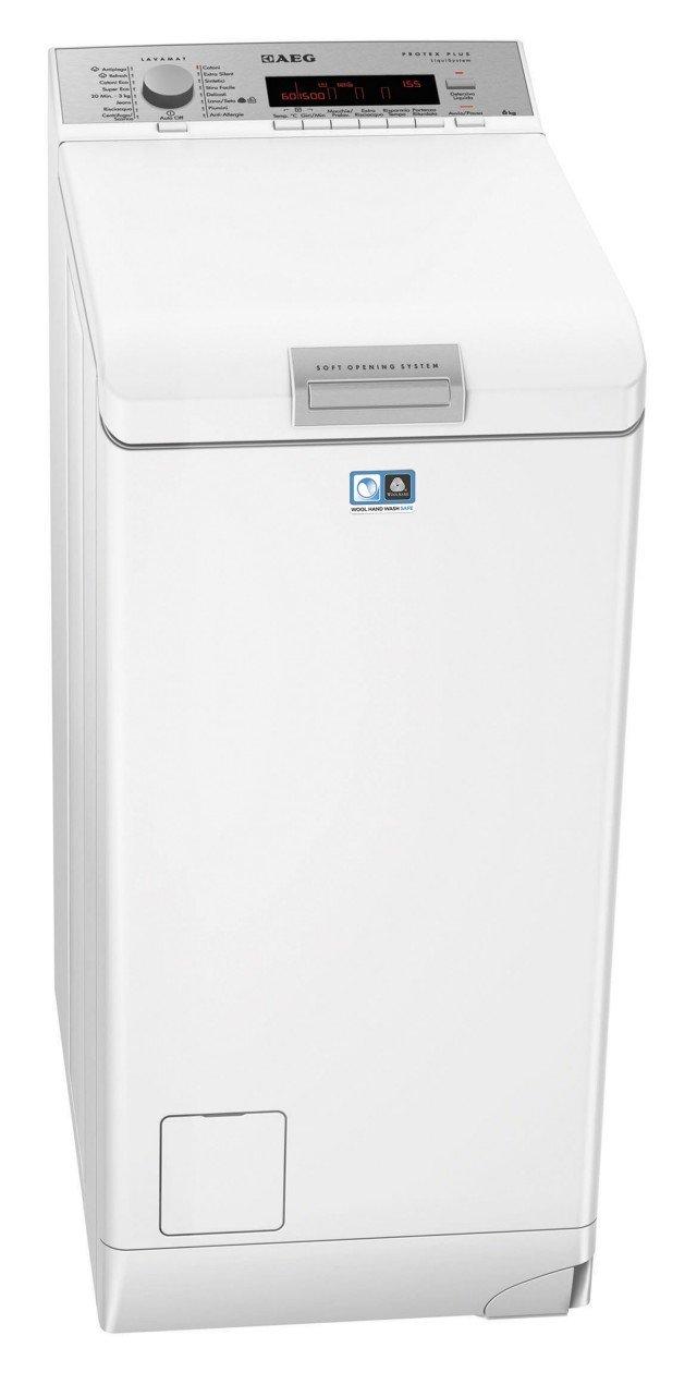 Lavatrici con carica dall 39 alto larghe anche solo 40 o 45 for Lavatrice carica dall alto 8 kg