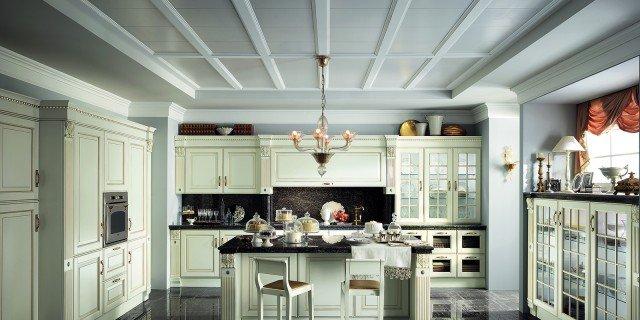 Cucine con anta bugnata cose di casa - Cucina baltimora scavolini ...