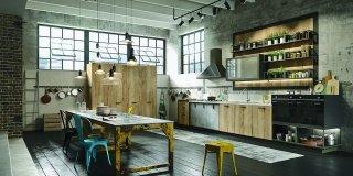 Cucine industrial style