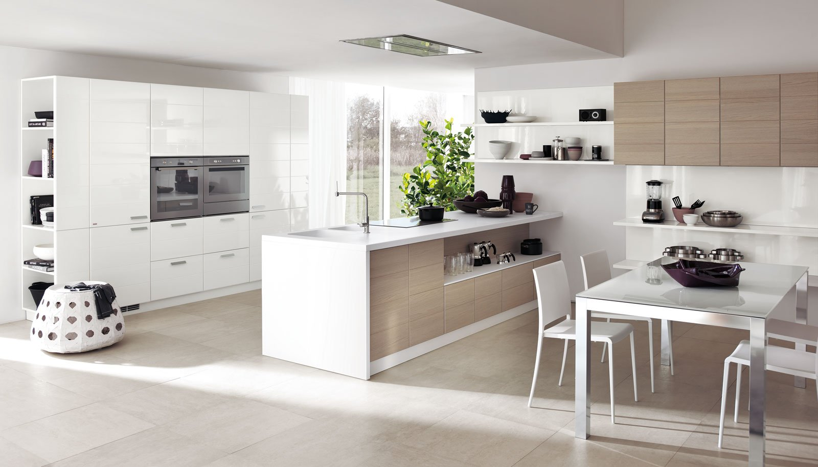 Awesome Camere Da Letto Scavolini Pictures - ubiquitousforeigner ...