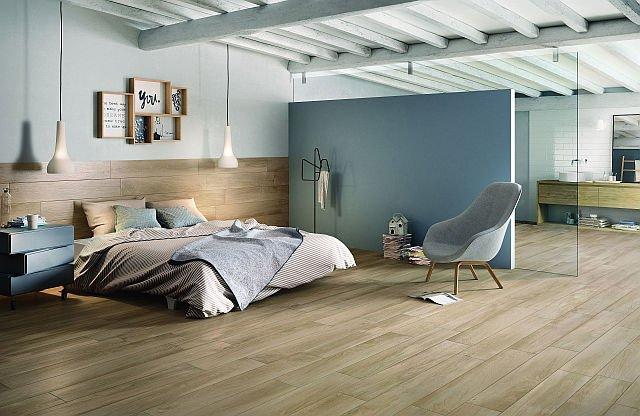 Mansarda effetto legno cose di casa for Chambre unicorn