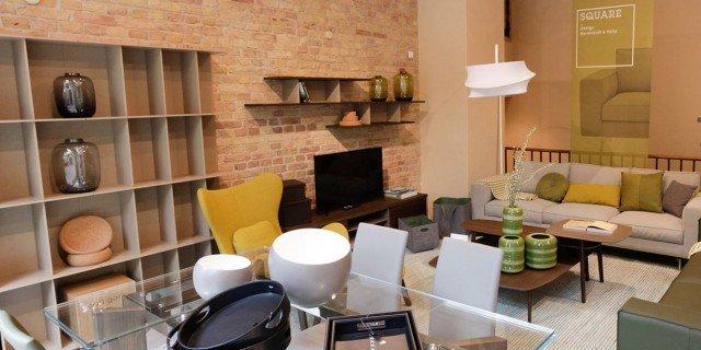 Calligaris  nuovo store a Berlino - Cose di Casa 3dd85fb29498