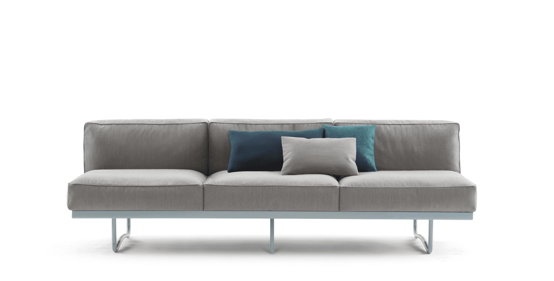 Cassina lc5 sofa le corbusier jeanneret perriand cose di for Le corbusier mobili