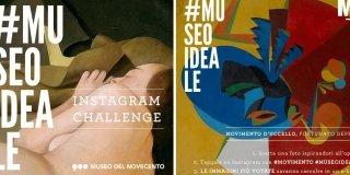Il Museo del Novecento diventa social: nasce #Museoideale.