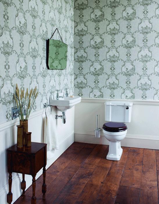 Bagno classico old style da burlington design risparmio tecnologia e qualit cose di casa - Vasca da bagno in inglese ...