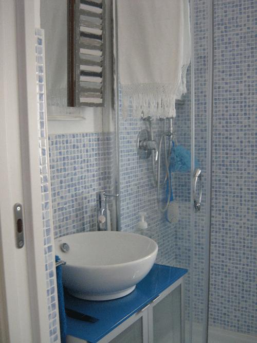 50 mq con due camere idee da copiare per la casa al mare - Tavolo maison du monde usato ...