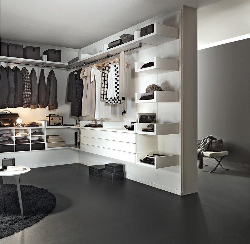 Lema cabina armadio novenove 2 cose di casa - Idee cabina armadio ...