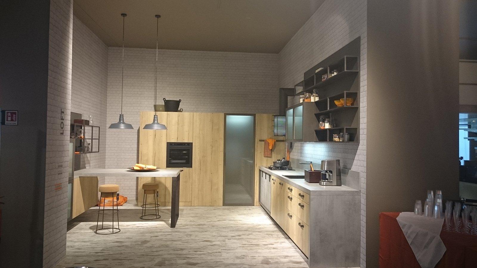 Cucine in mostra al party design food di snaidero cose - Cucine per loft ...