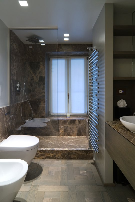 Scaldasalviette un perfetto connubio tra design e - Andrea castrignano bagno ...