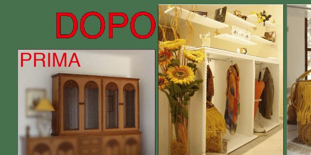 Restyling per la vetrinetta del soggiorno cose di casa for Vecchi piani di casa artigiano