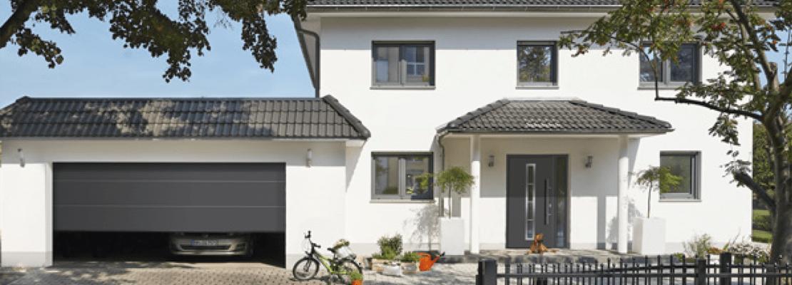 Porte d 39 ingresso e portoni per garage sicurezza estetica for Garage di casa