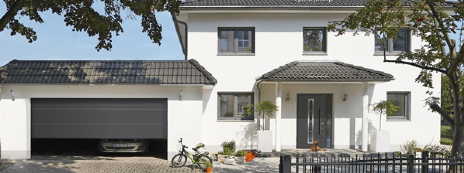 Porte d 39 ingresso e portoni per garage sicurezza estetica - Portoni di casa ...