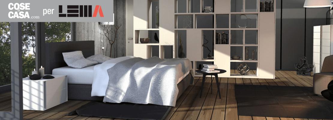 Arredare la camera da letto: un progetto di interior design - Cose di ...