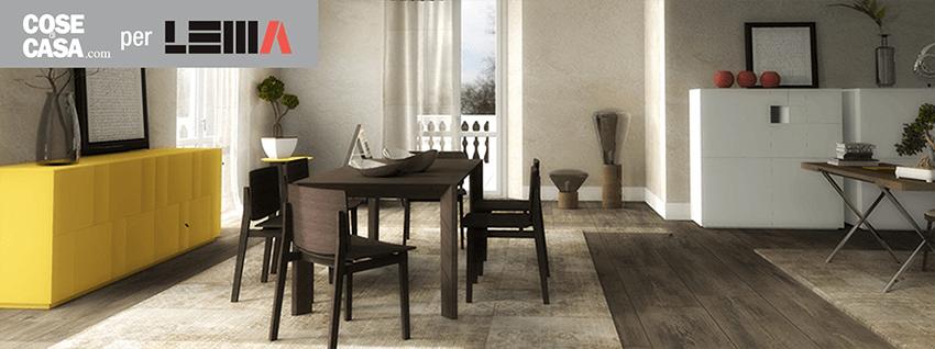 Arredare la zona pranzo un progetto di interior design - Zona pranzo design ...
