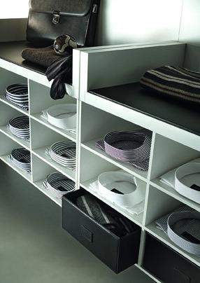 Una cabina armadio efficiente ed elegante cose di casa for Piani di casa cabina di tronchi con foto