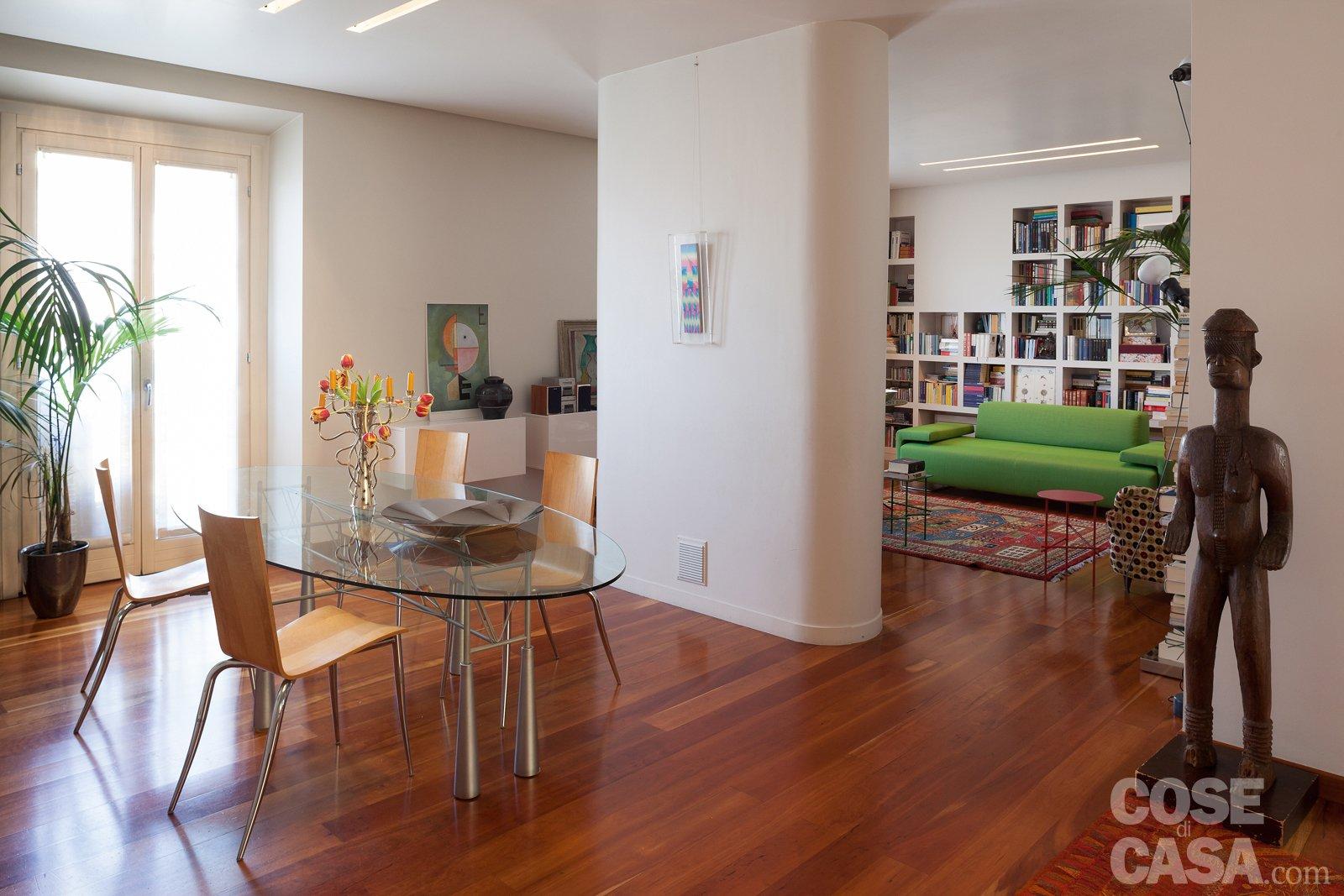 Arredamento moderno in casa d epoca b arredamenti for Arredamento d epoca
