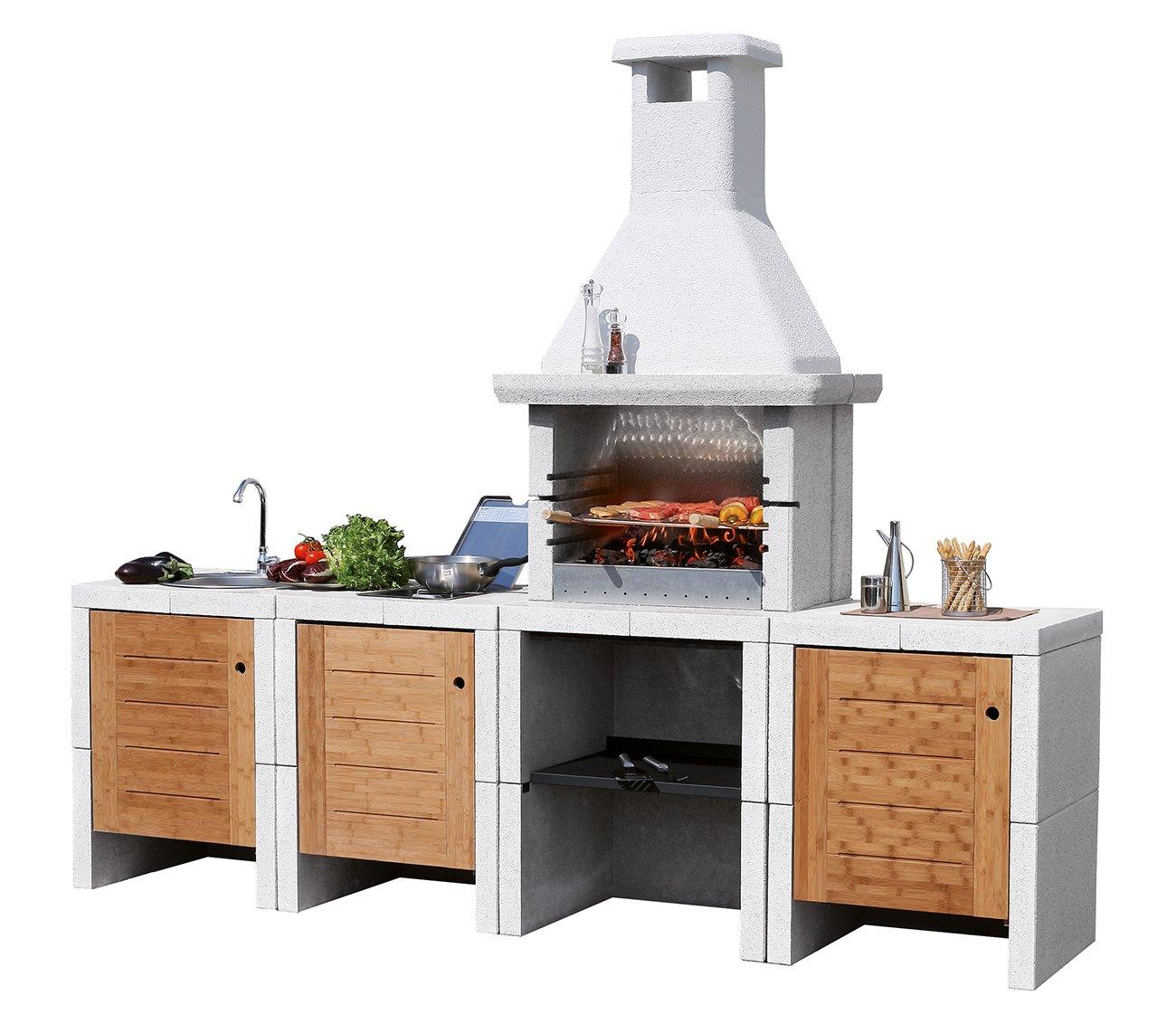 Idee barbecue da giardino for Design di casa all aperto