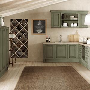 Cucine vintage: per uno stile un po\' rétro e un po\' country - Cose ...