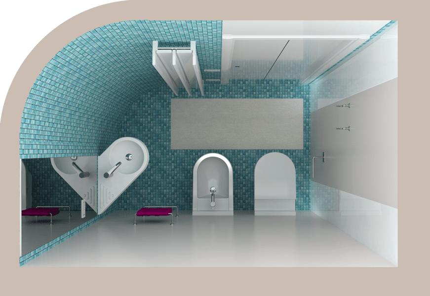 Ricavare il secondo bagno - Cose di Casa