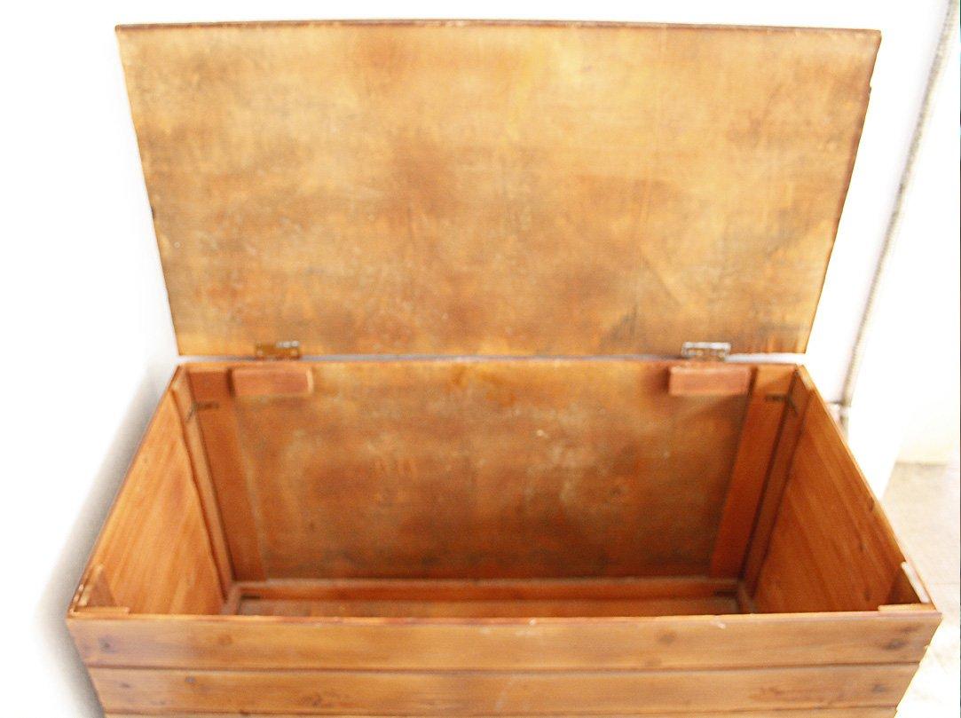 Baule Legno Fai Da Te : Baule legno per esterno biohort baule da esterno acquistare da