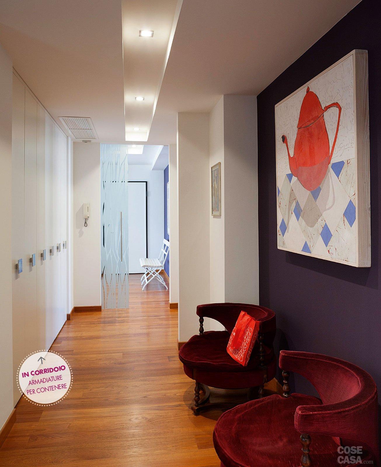 Una casa con passaggi ridimensionati e cucina pi grande for Shopping online casa e arredamento