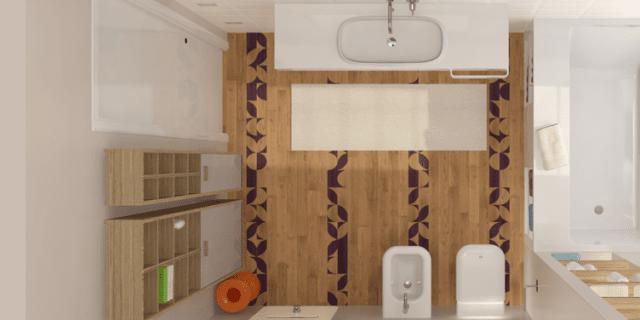 Ricavare il secondo bagno
