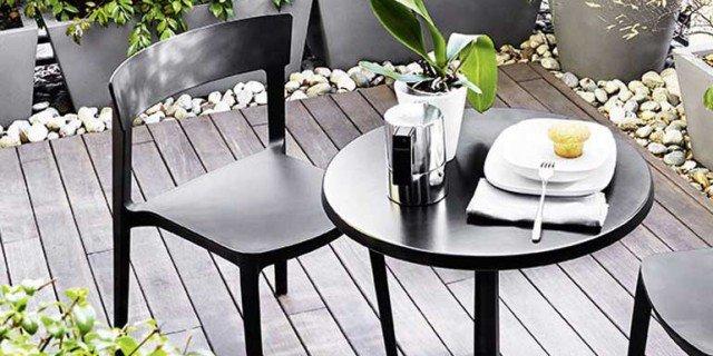 Esterni: mobili, complementi & Co… La casa all'aperto