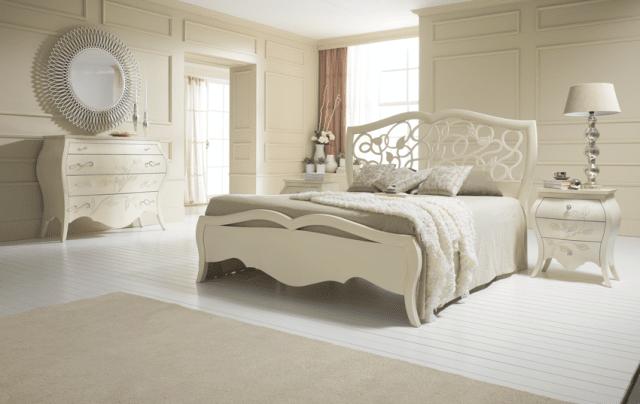 Camera classica rivisitata per uno stile senza tempo for Camere da letto stile moderno contemporaneo