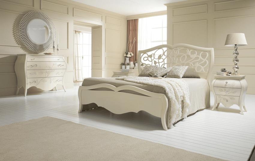 Camera classica rivisitata per uno stile senza tempo for Stile casa classica