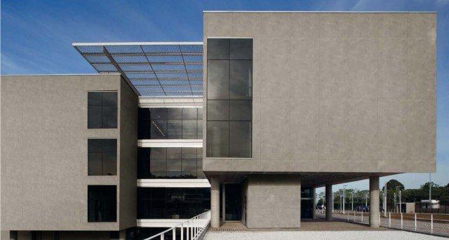 Sistemi di facciata per maxi lastre di FMG - Fabbrica Marmi e Graniti