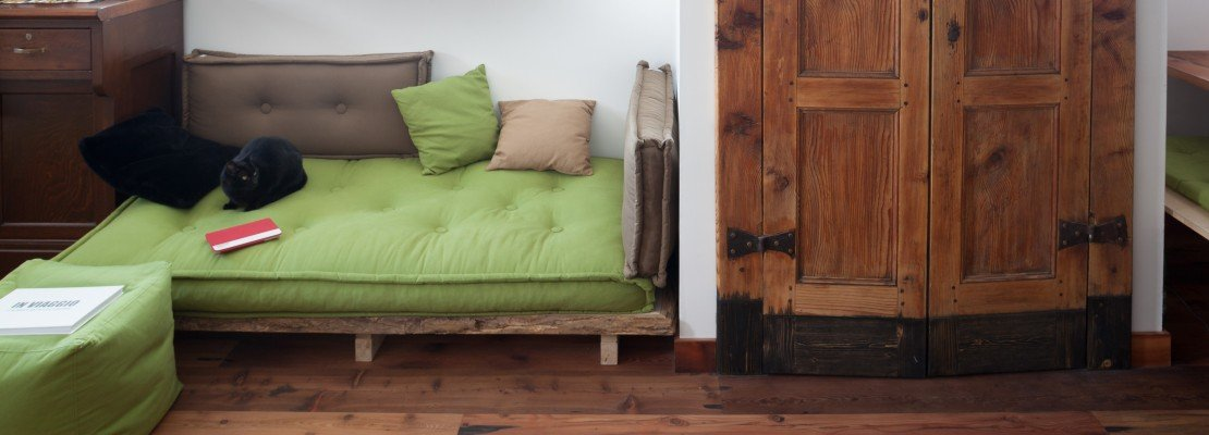 30 30 mq restauro di una tipica casa di montagna cose di casa - Arredare una casa in montagna ...
