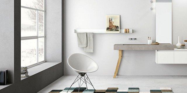 Tendenze bagno malte e nuove malte effetto argilla - Nuove tendenze bagno ...