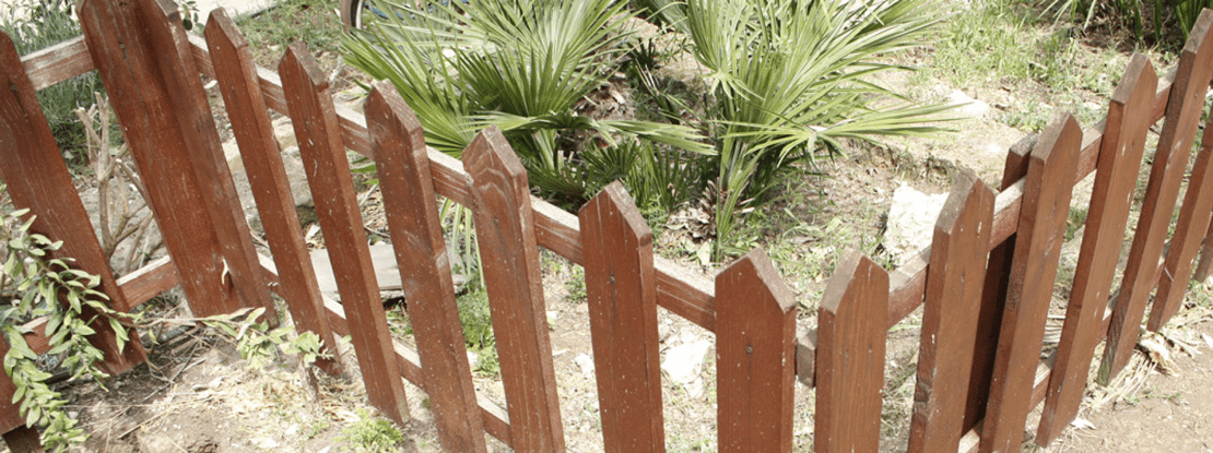 Costruire una recinzione in legno cose di casa for Piccoli oggetti in legno fatti a mano