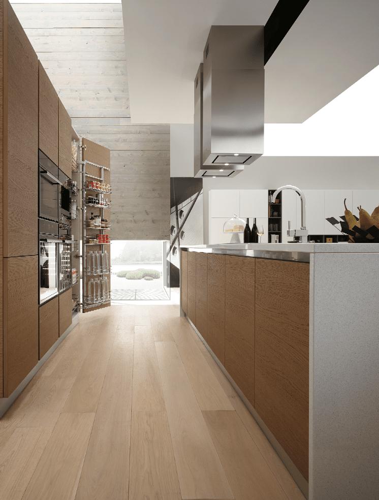Cucina classica o moderna: la funzionalità dipende dall\'attrezzatura ...