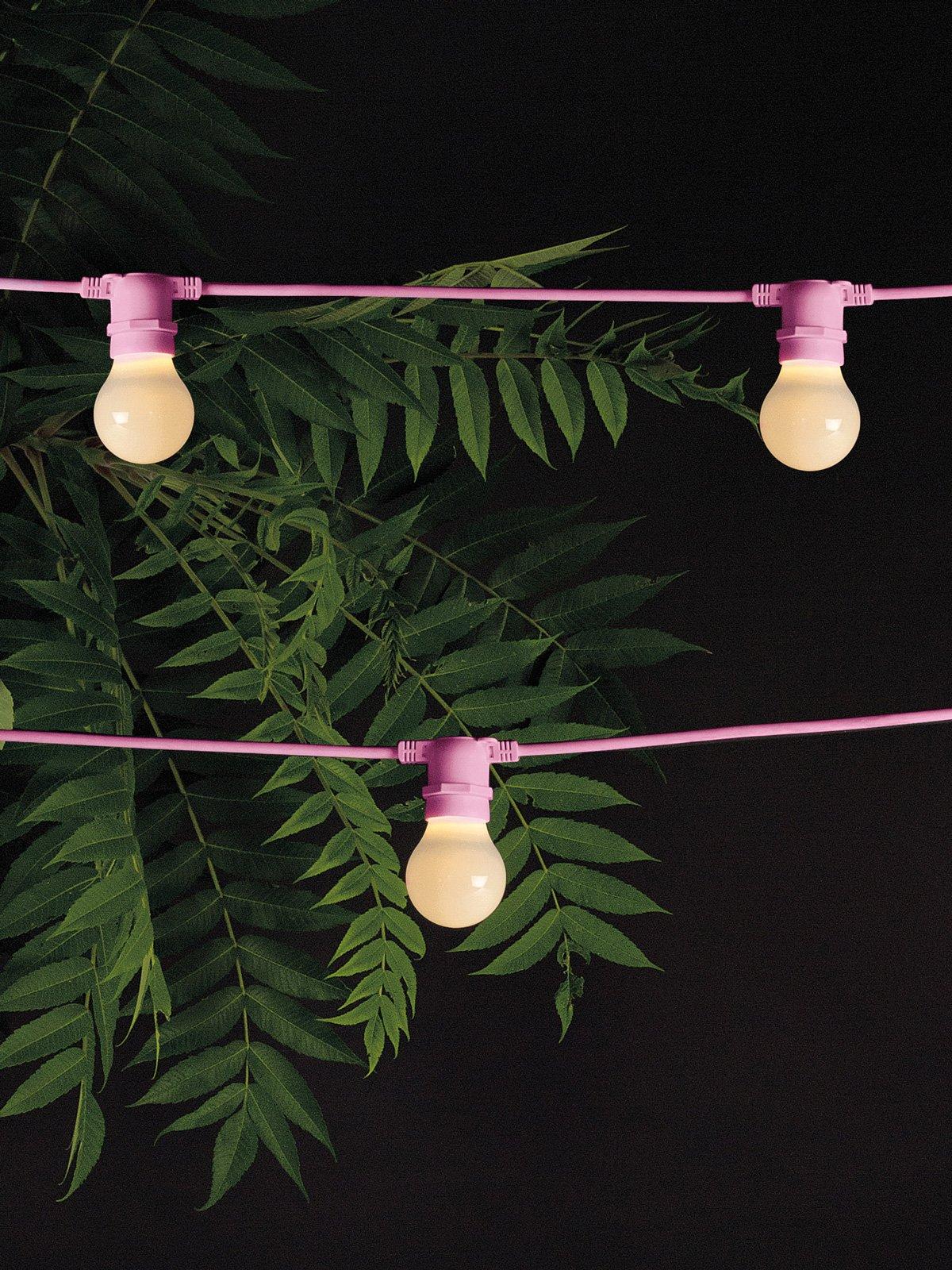 formata da dieci luci: è realizzata in silicone e plastica per ...