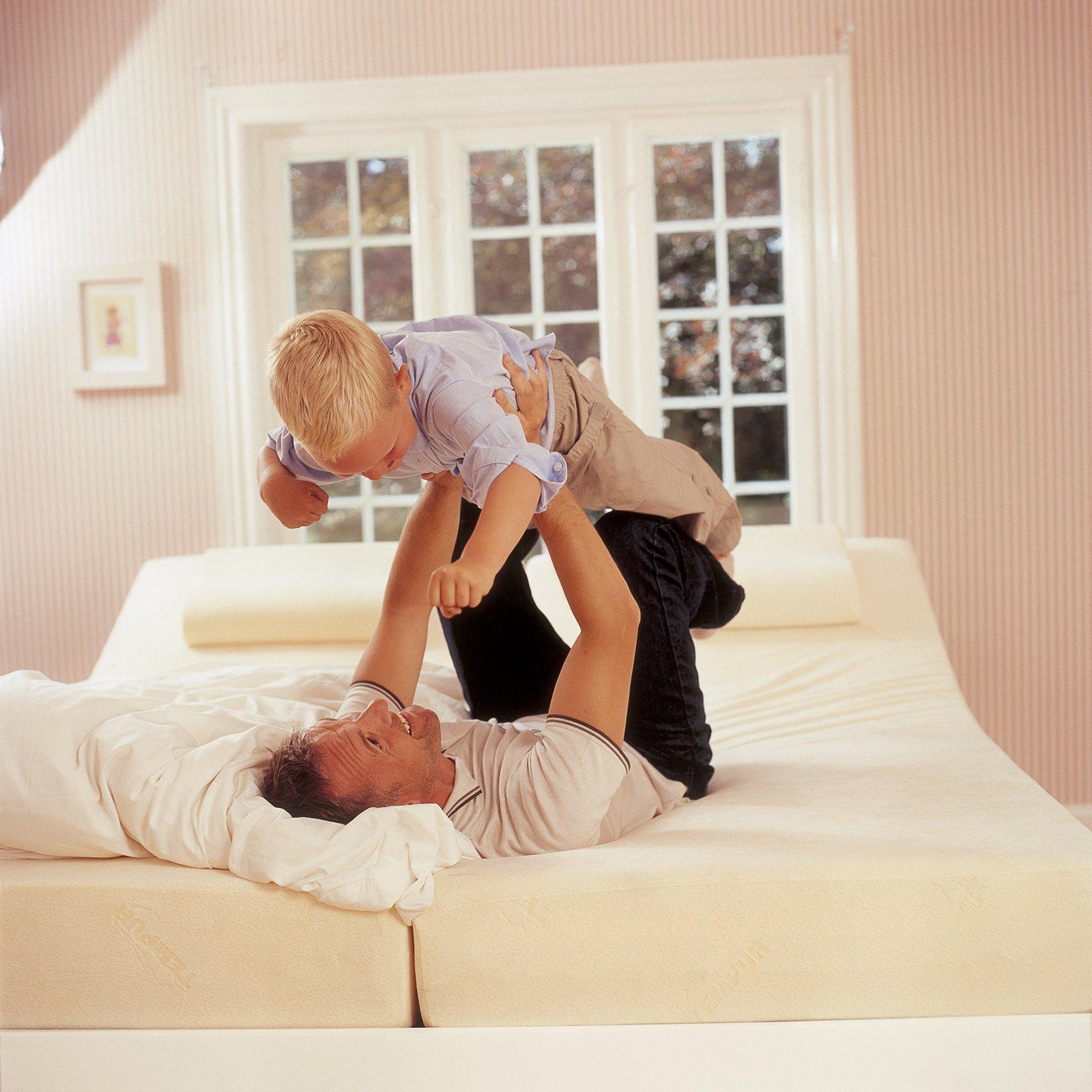 Materassi e cuscini per dormire bene cose di casa for Cuscini tempur