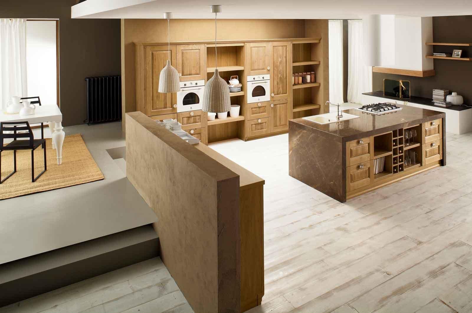 Cucina Con Boiserie : Cucine con elementi a boiserie cose di casa