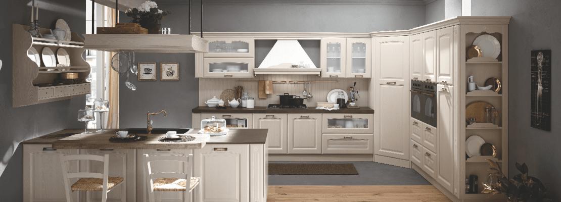 Cucina classica o moderna: la funzionalità dipende dallattrezzatura ...