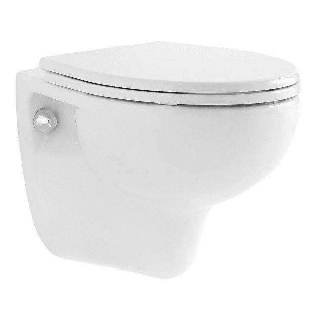 Sanitari low cost water e bidet dai prezzi contenuti for Polvere di ceramica leroy merlin