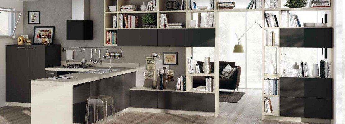 Cucina e soggiorno in un unico ambiente 3 stili cose di for Arredare ambiente unico cucina soggiorno