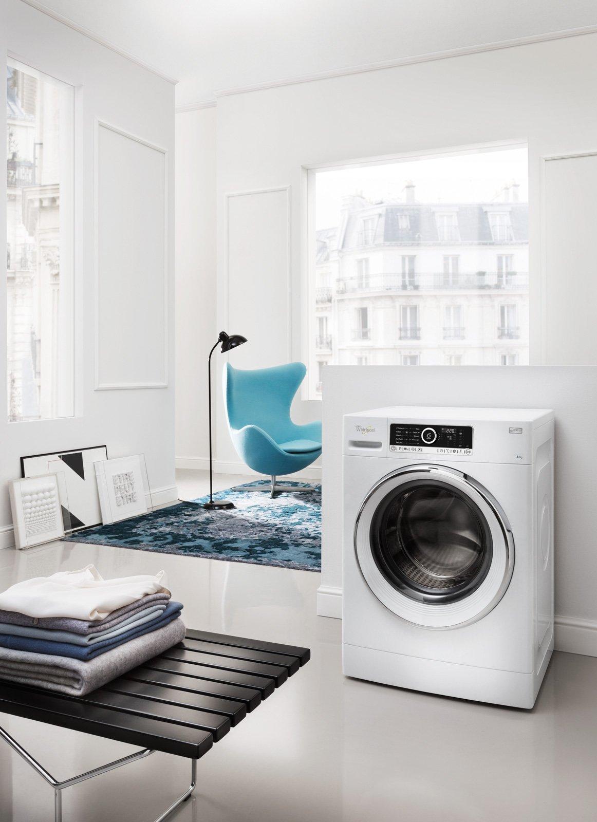 Lavatrici da controllare anche a distanza cose di casa for Programma per progettare stanze